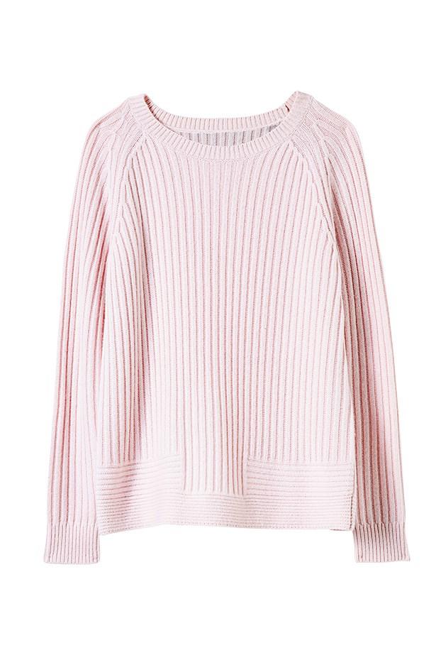 "Sweater, $179, Marcs, <a href=""http://www.marcs.com.au"">marcs.com.au</a>"
