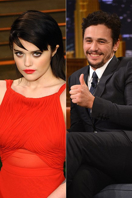 Sky Ferreira & James Franco relationship match maker
