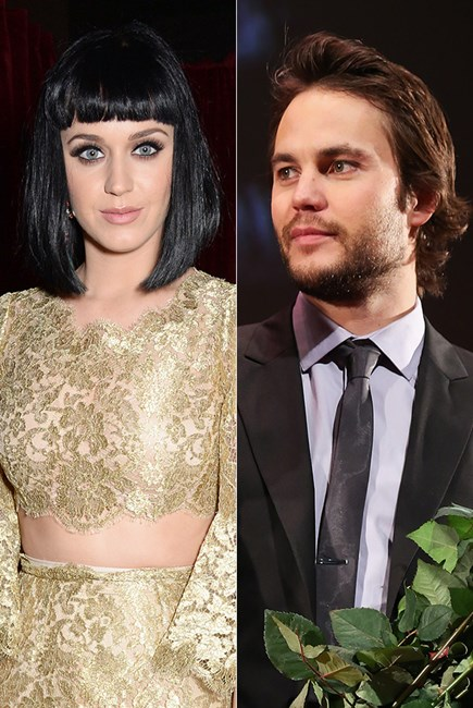 Katy Perry & Taylor Kitsch relationship matchmaker