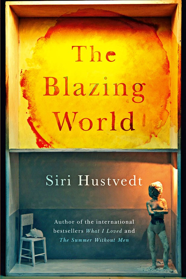 <p>The blazing world</p> <p>By Siri Hustvedt</p> <p>Letters, reviews and diary entries shared years after Harriet Burden's death tell of her bold moves within a male-dominated art world</p> <p>$29.99 Pan Macmillan</p>