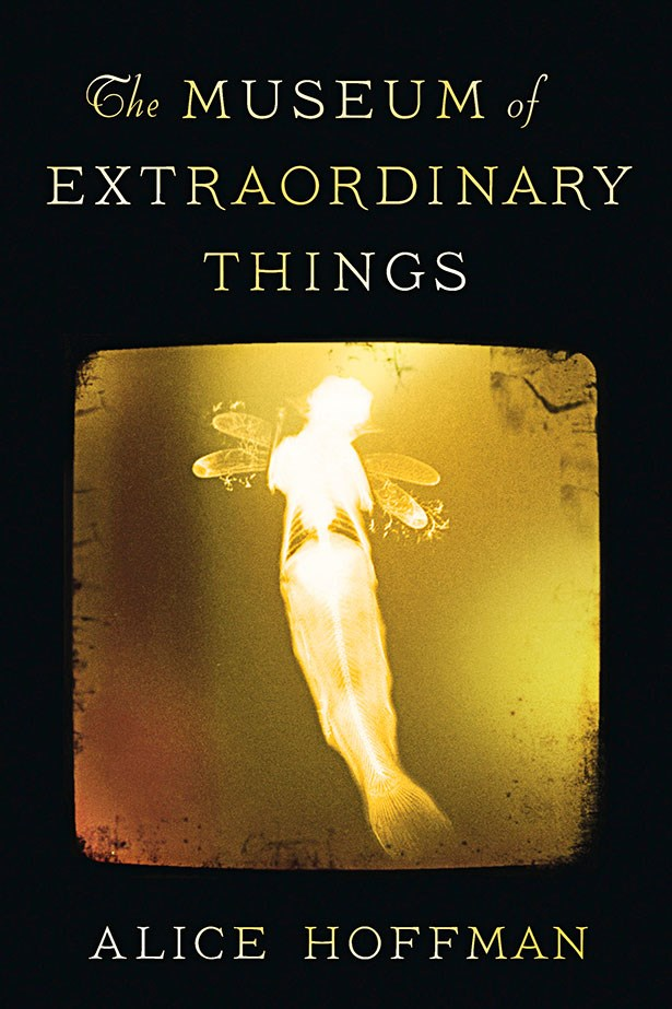 "<p>The museum of extraordinary things</p> <p>By Alice Hoffman</p> <p>A fantastical love story about the Coney Island freak show's ""human mermaid"", Coralie, and Eddie, a runway tailor's apprentice</p> <p>$29.99, Simon & Schuster</p>"