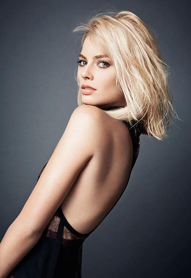 Margot Robbie for ELLE Australia