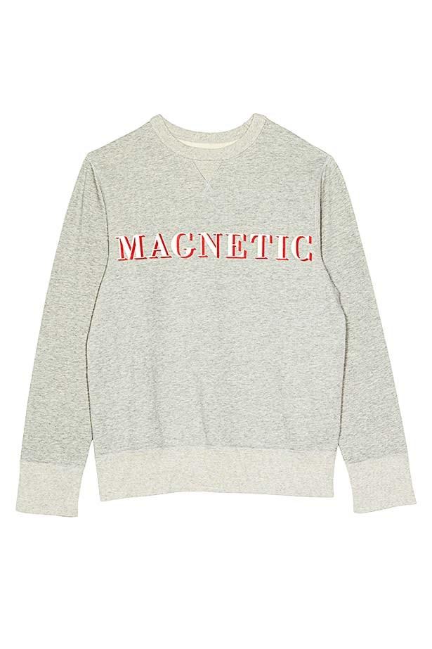 """Sweatshirt, $210, Acne, <a href=""""http://www.acnestudios.com"""">acnestudios.com</a>"""
