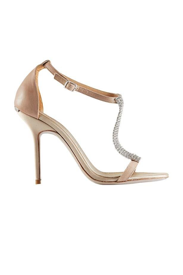 """Heels, $1,225, Burberry Prorsum, <a href=""""http://www.burberry.com"""">burberry.com</a>"""
