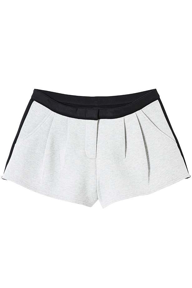 """Shorts, $120, Cameo, <a href=""""http://www.cameothelabel.com.au"""">cameothelabel.com.au</a>"""