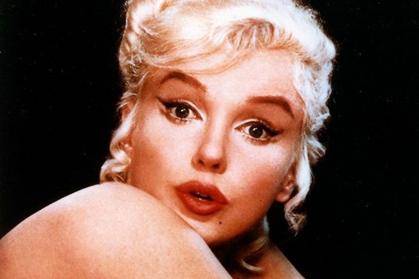 Marilyn Monroe in <em>Some Like It Hot</em>.