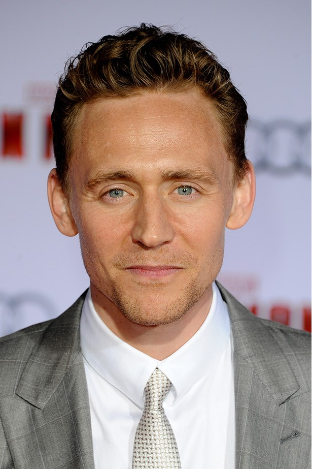 From grey to blue (and every colour in between), we'd sure love to see inside Tom Hiddleston's wardrobe...