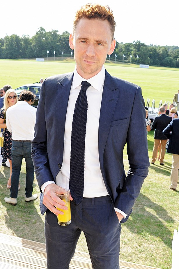 Another day, another suit (that Tom completely owns!)
