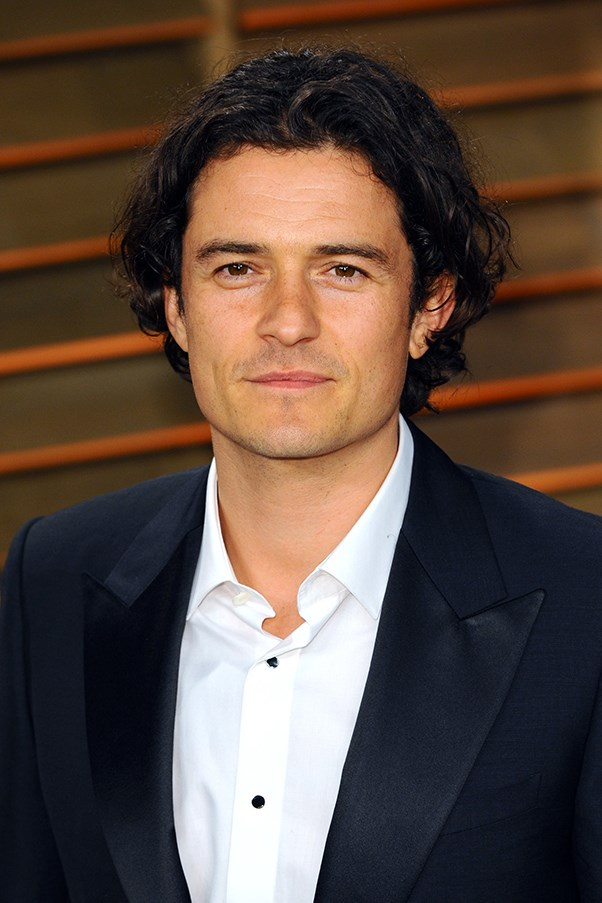 Orlando Bloom to receive Hollywood Walk of Fame star