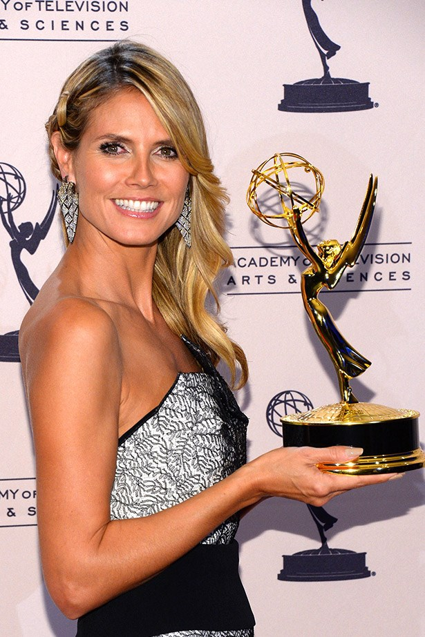 Not only is Heidi Klum the host and producer of <em>Germany's Next Top Model </em>and <em>Project Runway </em>in the US (for which she's won an Emmy), but she also has worked as a fashion, shoe, lingerie and jewellery designer, has multiple fragrances to her name, a Victoria Secret makeup collection and is also a visual artist, an author and a singer. She was also recently announced as a judge on <em>America's Got Talent</em>.