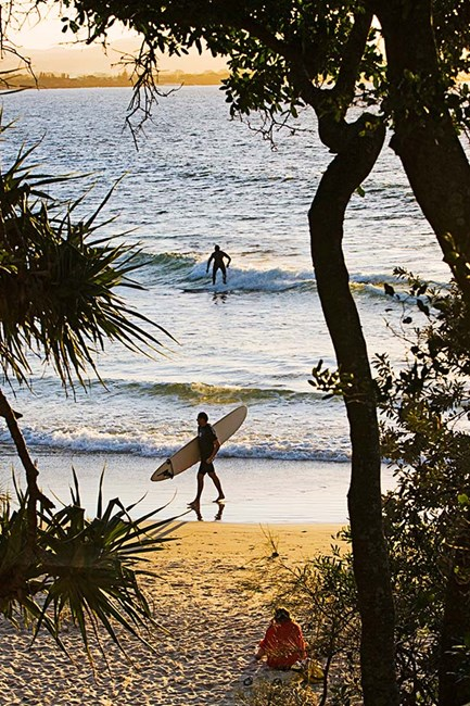 Escape Haven, Byron Bay