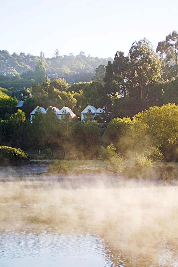 "<p>A BITESIZE BREAK</p> <p>Destination: Daylesford, VIC</p> <p>Go there...if you want to eat all weekend</p> <p>The town at the centre of Australia's slow-food movement is just an 80-minute drive from Melbourne. Daylesford offers activities all along the food supply chain, from foraging and cooking classes to wine tastings and top-class dining. Luxury accommodation is plentiful, with the Lake House offering guests high-end rooms and seasonal lessons that bring together like-minded food-lovers and top chefs from across the country to share their secrets. Spend your days getting lost in the woods, bushwalking and chatting to the locals. Book yourself onto one of Daylesford Wine Tour's buses, so you don't have to drive home. And the next day? Head for Hepburn Springs – the country's best mineral springs for a long soak.</p> <p><a href=""http://www.lakehouse.com.au"">lakehouse.com.au</a></p> <p><a href=""http://www.daylesfordwinetours.com "">daylesfordwinetours.com</a></p>"