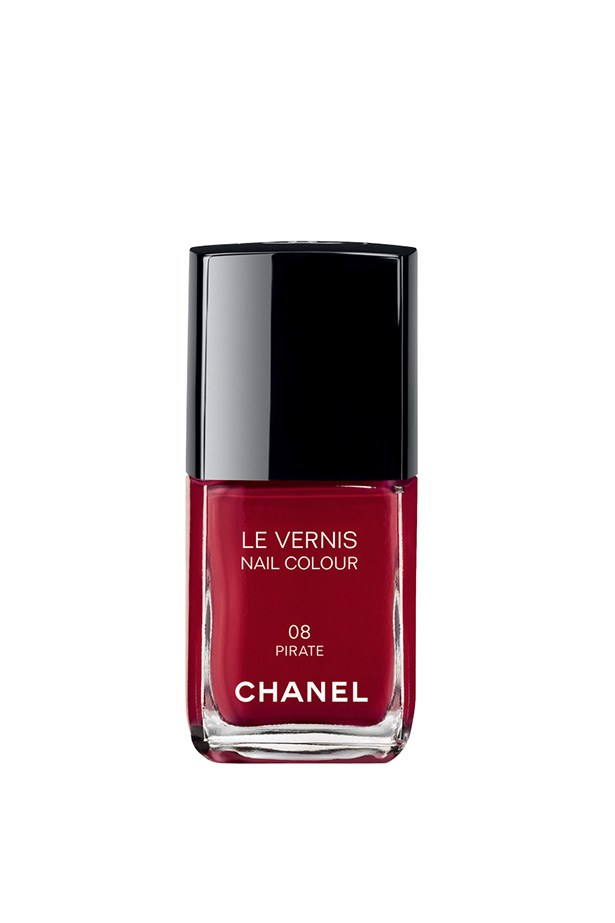 """<p><strong>Janna Johnson O'Toole, Beauty and Fitness Director</strong></p> <p>""""Writing furious notes backstage means you spend a surprising amount of time looking at your nails. I love to keep mine polished in a classic red hue - Pirate is an all-time favourite.""""</p> <p>Nail Color in Pirate, $39, Chanel, (02) 9900 2944</p>"""