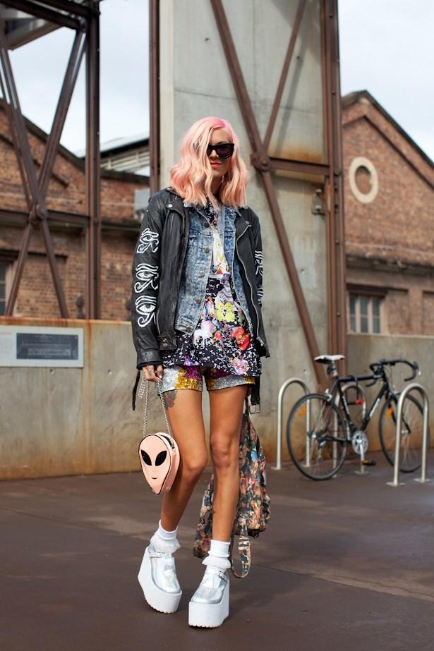 MBFWA: Street Style