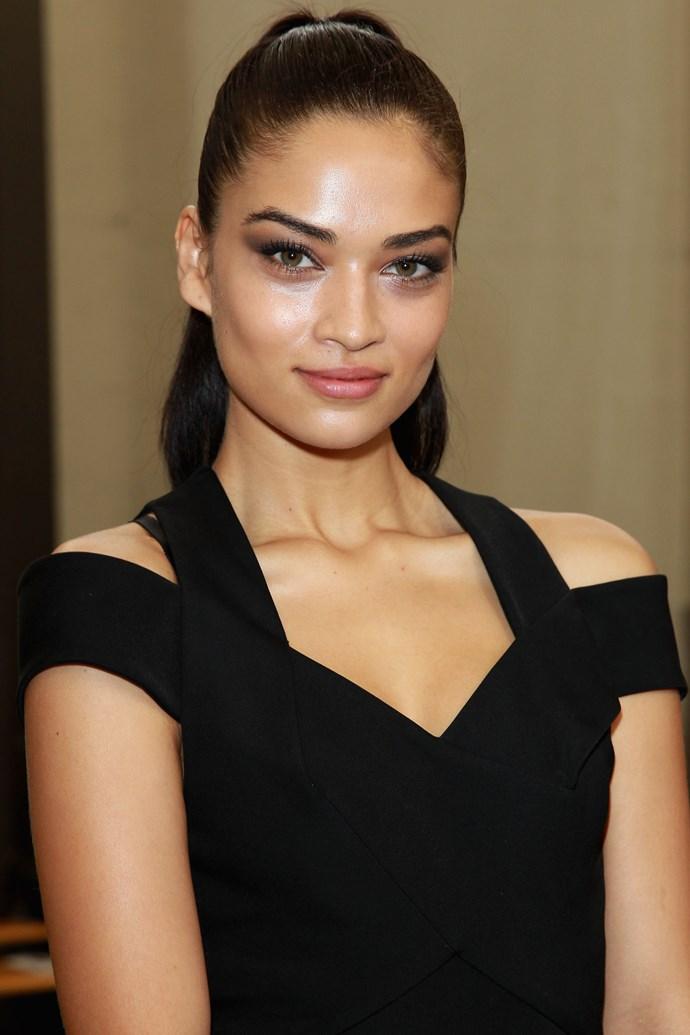 Model Shanina Shaik