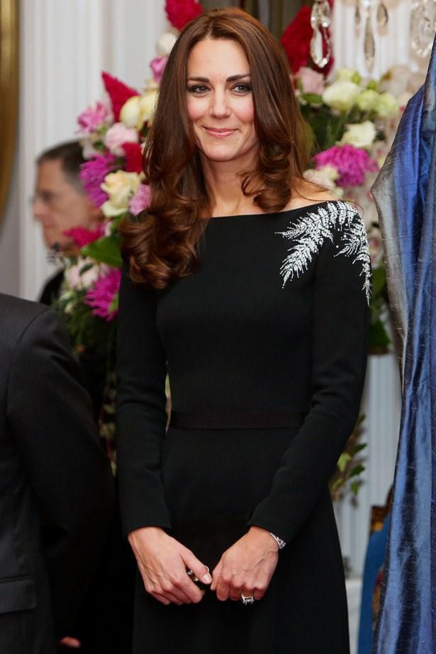 Catherine, Duchess of Cambridge in New Zealand