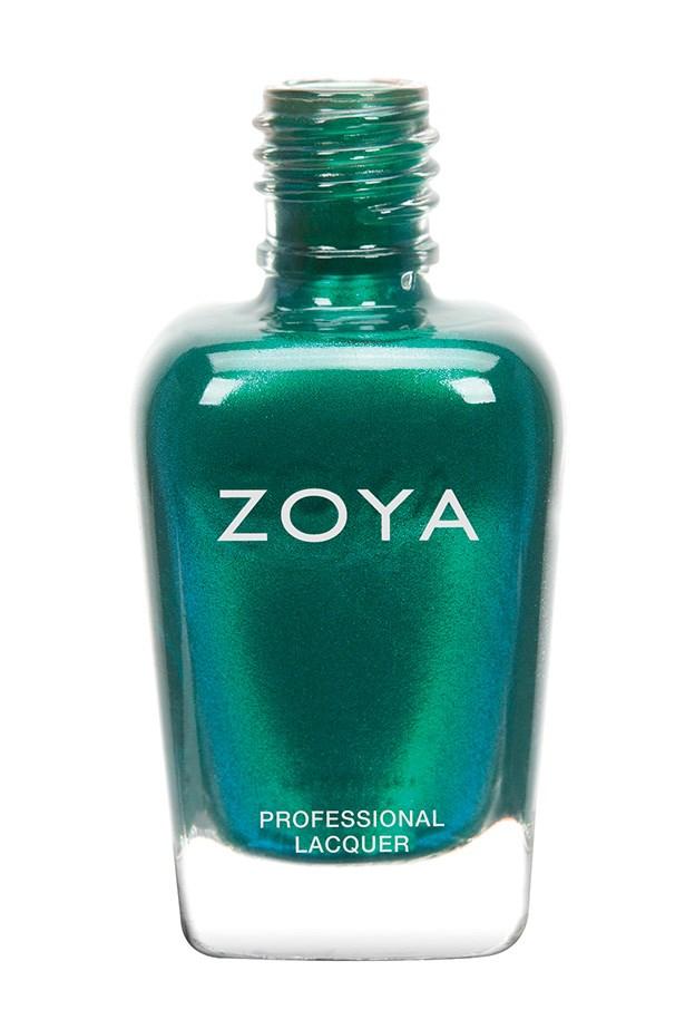 """Nail Polish in Giovanna, $19, Zoya, <a href=""""http://zoya.com.au"""">zoya.com.au</a>"""