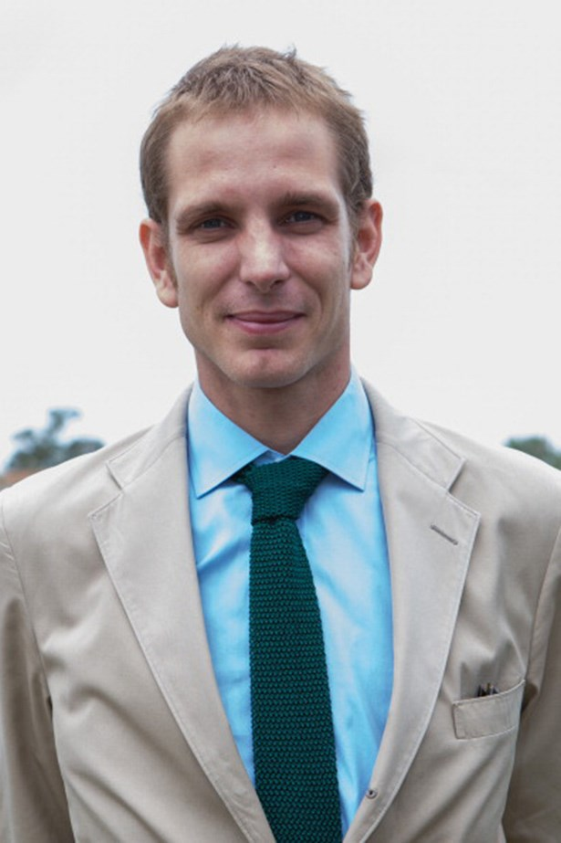 <p><strong>THE ROYALS</strong></p> <p>The House Of Grimaldi is one of the richest royal families in the world and have ruled Monaco since the 14th century</p> <p>Andrea Casiraghi</p> <p>Second in the line of succession, Caroline's son was voted the second most beautiful male royal of all time. But sorry ladies, he's married to socialite Tatiana Santo Domingo.</p>