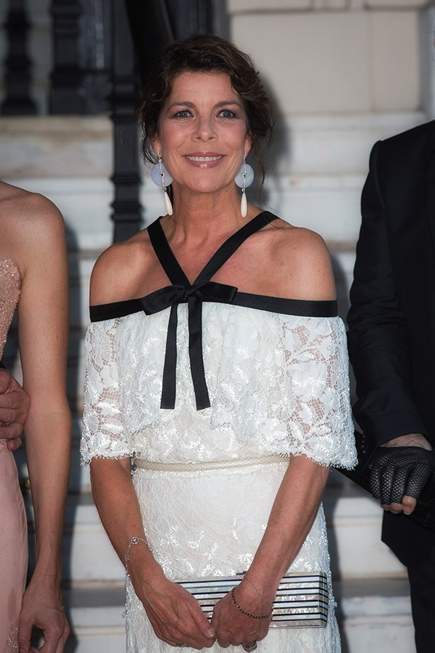 <p><strong>THE ROYALS</strong></p> <p>The House Of Grimaldi is one of the richest royal families in the world and have ruled Monaco since the 14th century</p> <p>Caroline, Princess of Hanover</p> <p>Albert's big sister Caroline is the hereditary princess of Monaco and heir to the throne. She has a romantic history that Elizabeth Taylor would have been envious of. </p>