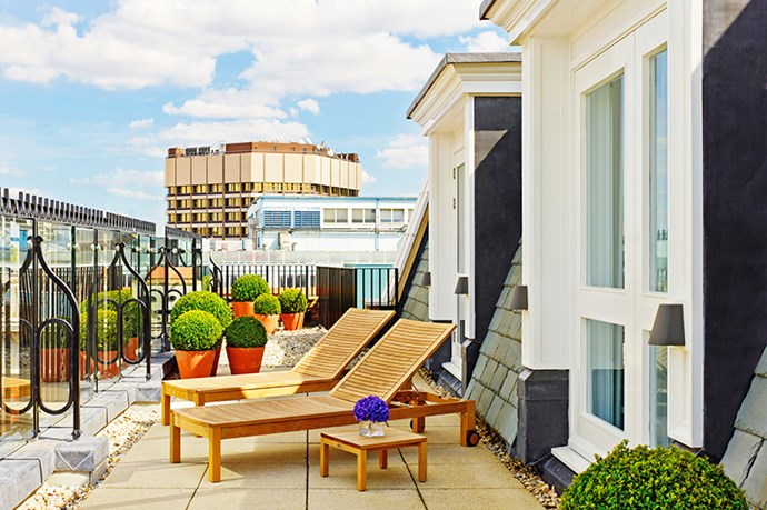 <p>Check in</p> <p>Joining forces with the Marriott group, hotelier Ian Schrager's style forms a perfect union with the impressive chain's reputation for substance at the Edition Hotel, London. Together they've transformed the former Berners Hotel, which stretches across five Georgian townhouses in Fitzrovia, into London's most swinging destination.<p/>
