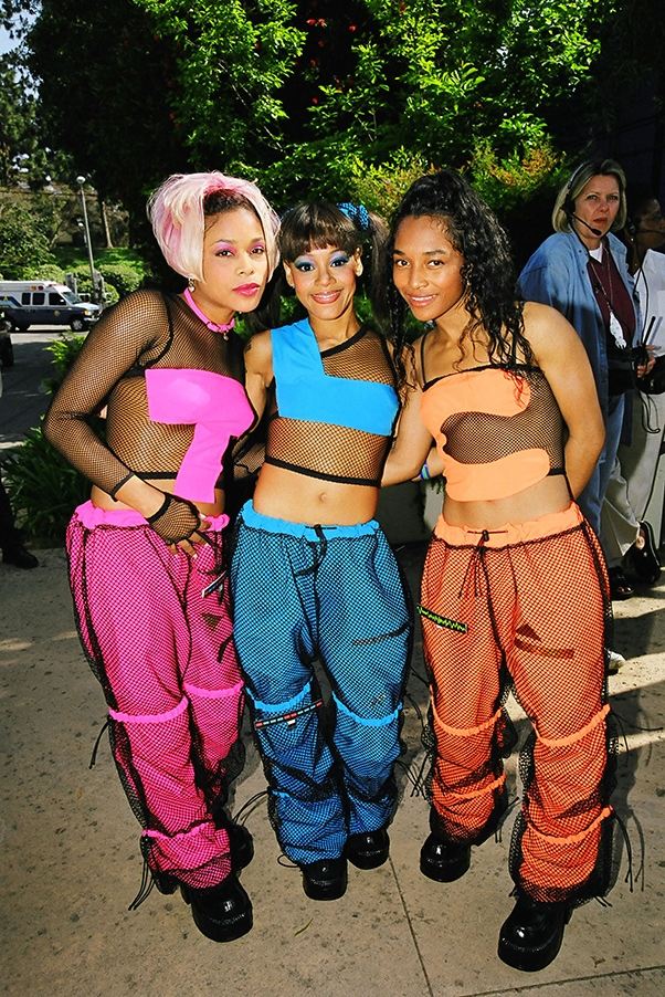 TLC in the 90s