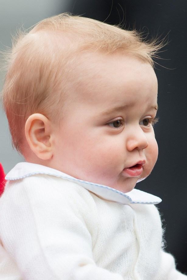 SIGH. We love you, Prince George.