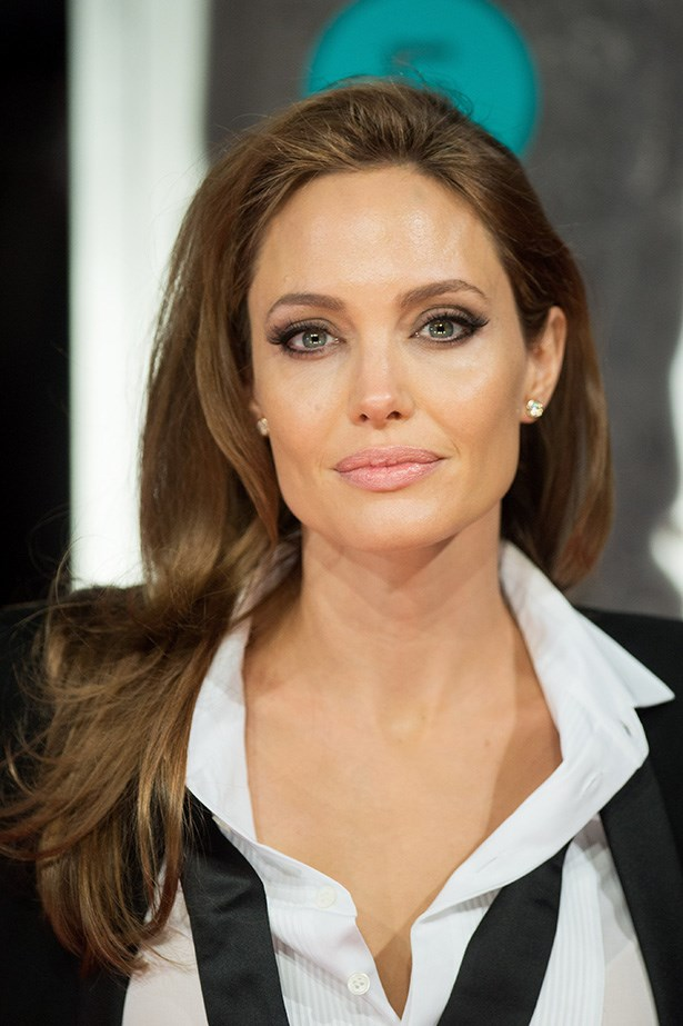 Hollywood royalty Angelina Jolie looked polished at the EE British Academy Film Awards this year.