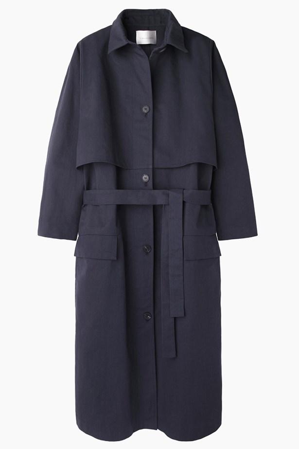 Coat, approx. $1386, La Garconne Moderne, lagarconne.com