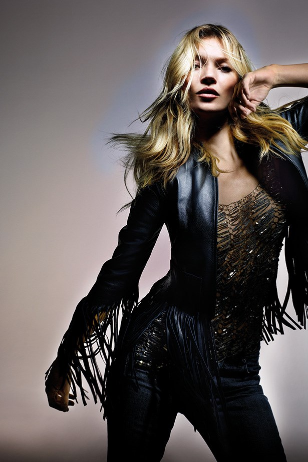Kate Moss first started designing for Topshop seven years ago and this much-anticipated collection is her first in four years.