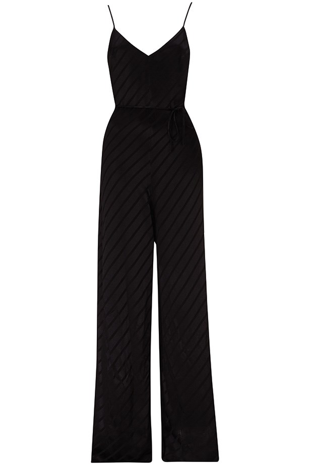 Silk jumpsuit by Kate Moss for Topshop.