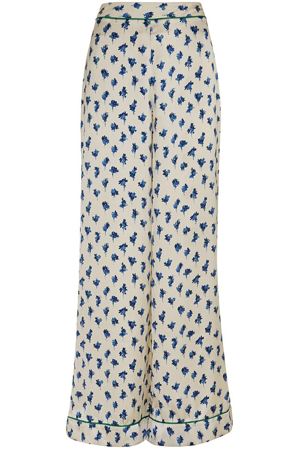 Pyjama pant, $100, by Kate Moss for Topshop.