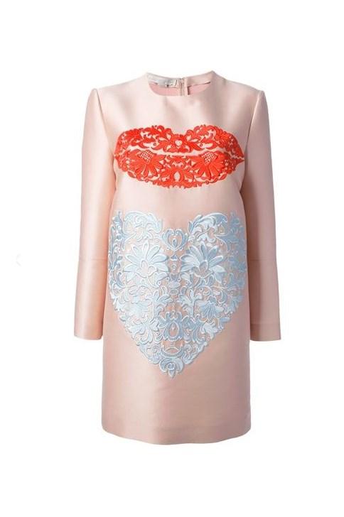 """Dress, $2,449, Stella McCartney, <a href=""""http://www.farfetch.com"""">farfetch.com</a>"""