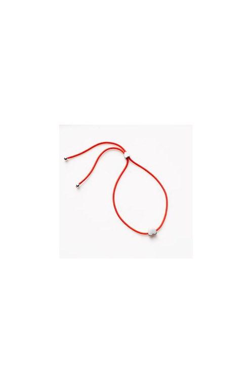 "Bracelet, $79, Pink Lou Lou, <a href=""http://www.pinkloulou.com"">pinkloulou.com</a>"