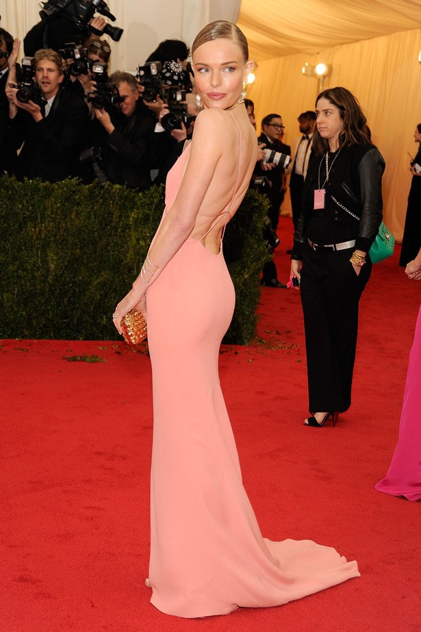 The inimitable Kate Bosworth has her own Pippa Middleton moment in Stella McCartney.