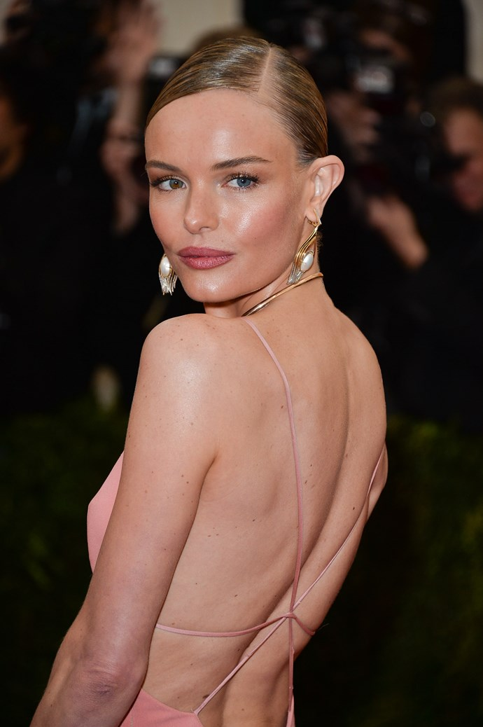 Kate Bosworth at the Met Ball