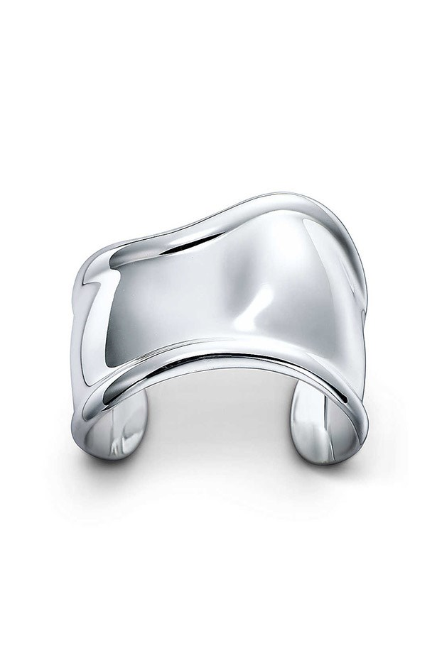 """My mum has cooed over this Elsa Peretti cuff since I was 12, this Mother's Day I will finally hear the end of it.""  - Ruby Jones, Digital Intern. <br><br> Elsa Peretti for Tiffany & Co, Bone Cuff, $1400, www.tiffany.com.au"