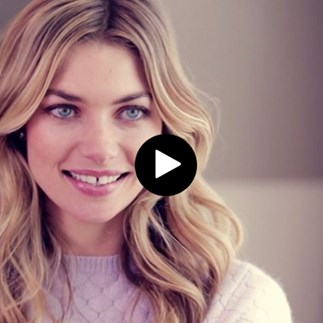 Behind the scenes with Jess Hart for Portmans