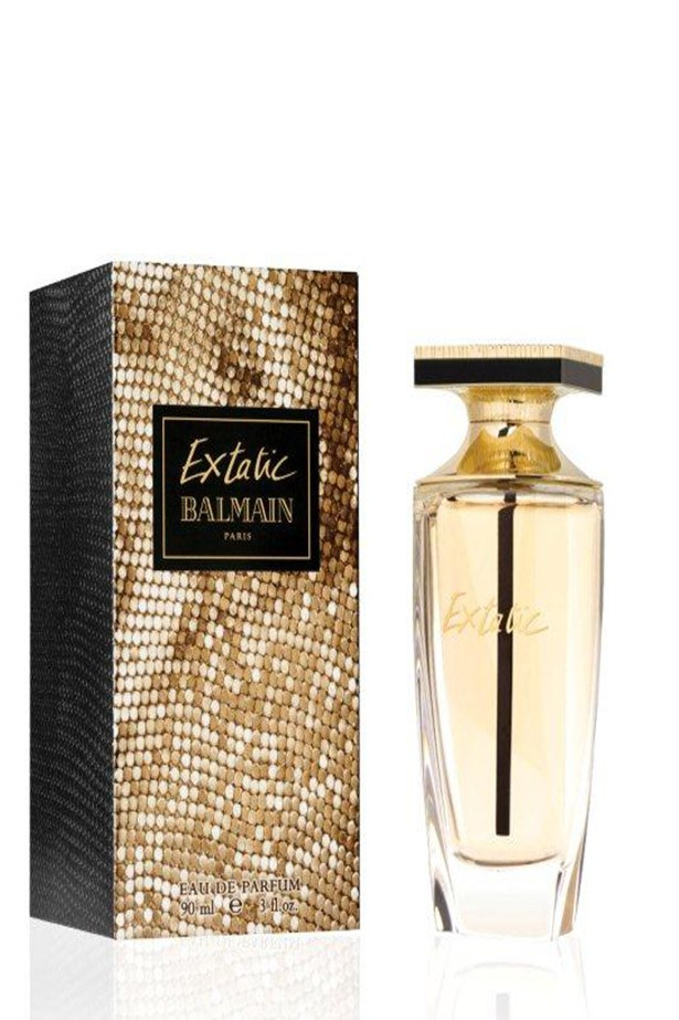 """My mum likes to mix up the fragrance she wears, so I think this new EDP, with notes of rose and night jasmine would make an elegant addition to her collection."" - Noelle Faulkner, Digital Contributor <br><br> Balmain Extatic Eau De Parfum, from $79, from selected Myer stores nationally."
