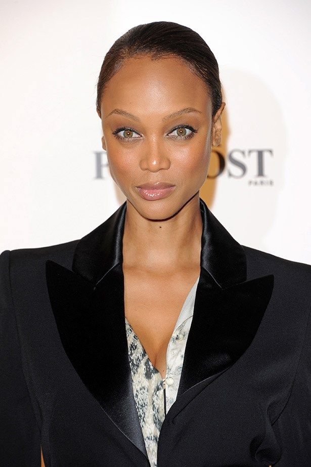 "<strong>Tyra Banks</strong> <br><br> Most of us who have tuned into Tyra's talk show over the years know that there is a lot more going on behind her ""Smizes"". Banks is also a successful entrepreneur and a graduate of Harvard Business School. Her first novel, <em>Modelland</em> also topped The New York Bestseller list upon release in 2011."