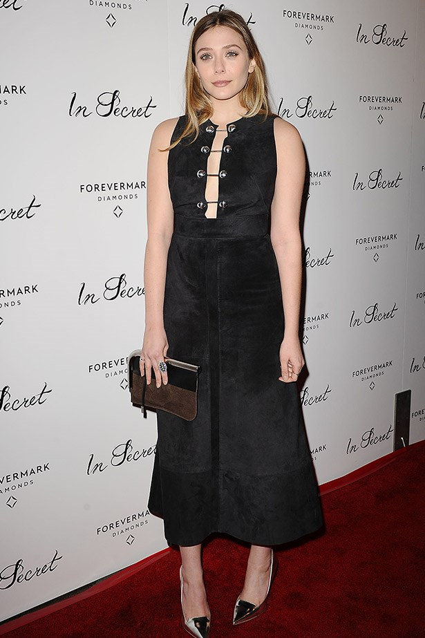 Olsen wears Proenza Schouler to the premiere of <em>In Secret.</em>.