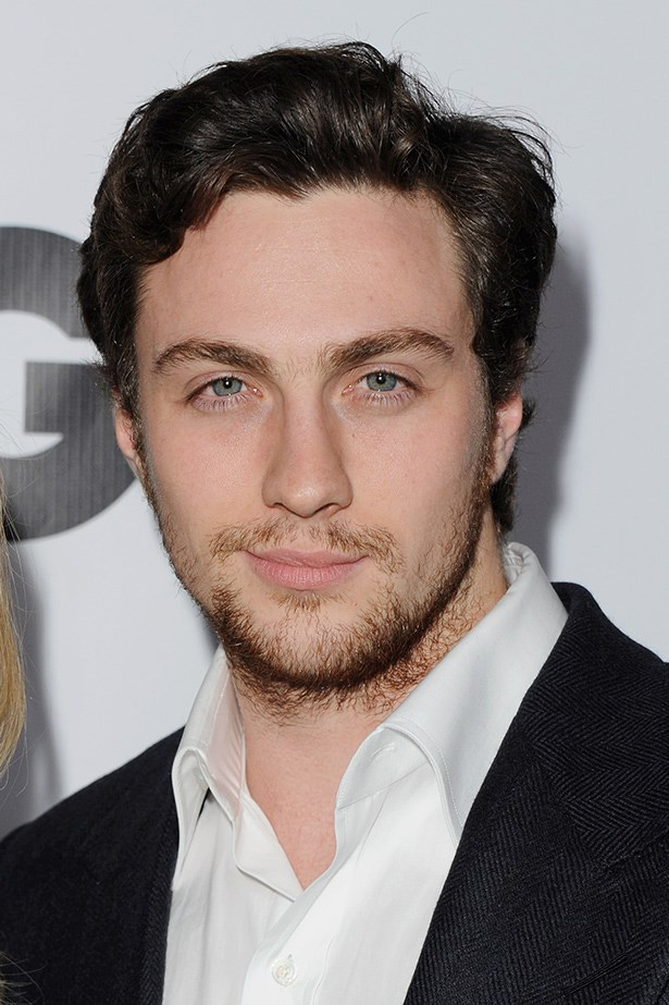 "A suave Aaron Taylor-Johnson at the 2013 GQ ""Men of the Year"" celebrations. He won the award for GQ's Most Stylish Man award back in 2010 and we think he's still deserving of the crown."