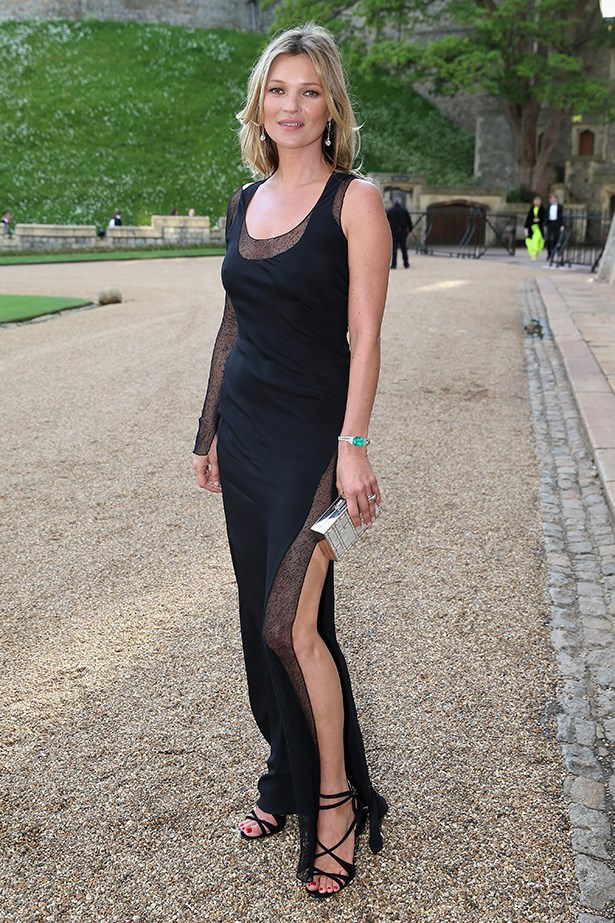 Kate Moss attends the event