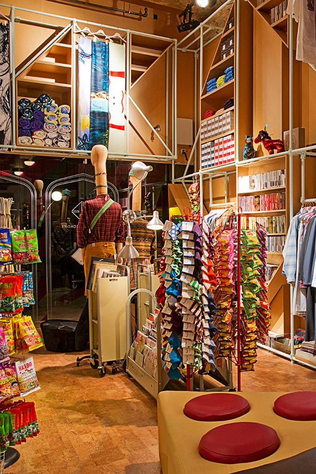 <strong>Stylish Souvenirs</strong>:When they're not busy designing for Kenzo, Carol Lim and Humberto Leon make sure their Opening Ceremony store at the Ace keeps guests Big Apple beautiful. Pick up travel pieces from Proenza Schouler, an edited Kiehl's range or an Alexander Wang outfit and have your purchases sent up to your room.