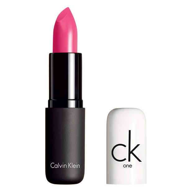 Pure Color Lipstick in Wow, $35, Ck One, 1800 812 663