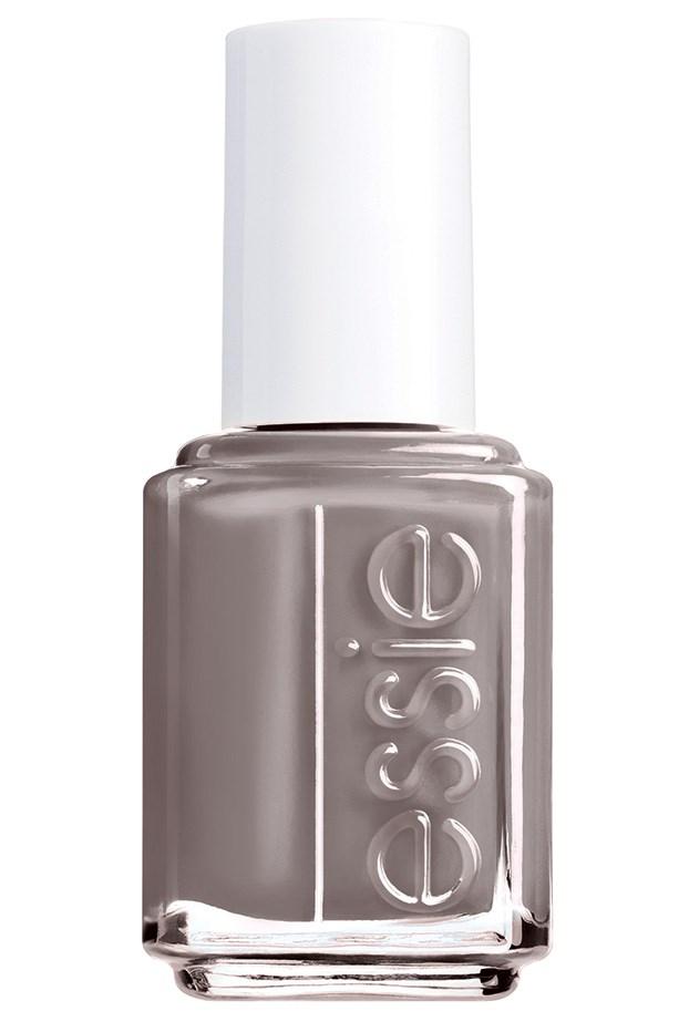Nail Polish in Chinchilly, $16.95, Essie, 1300 369 327