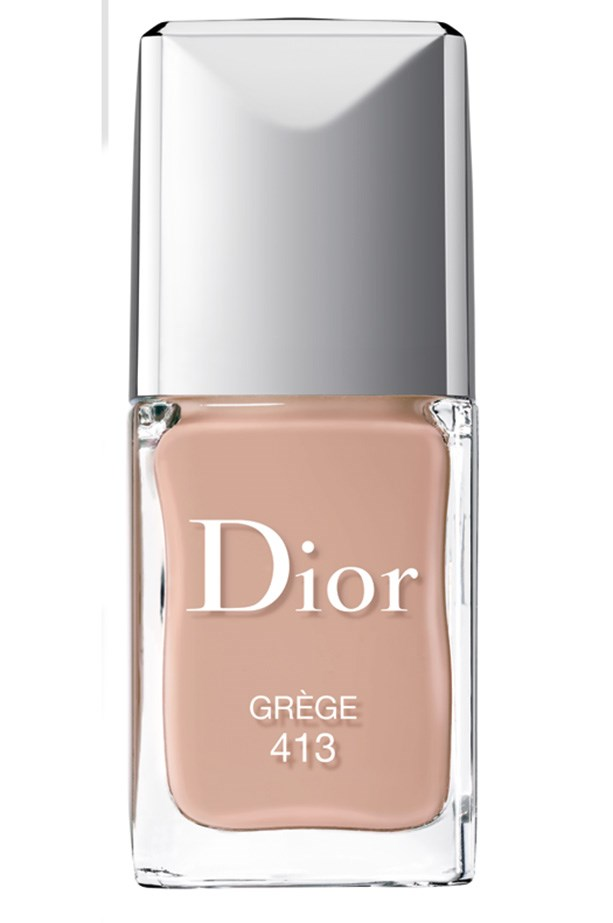 Vernis in Grege, $39, Dior, (02) 9695 4800