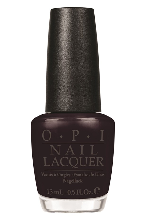 Nail Lacquer in After Dark in Lincoln Park, $19.95, OPI, 1800 812 663
