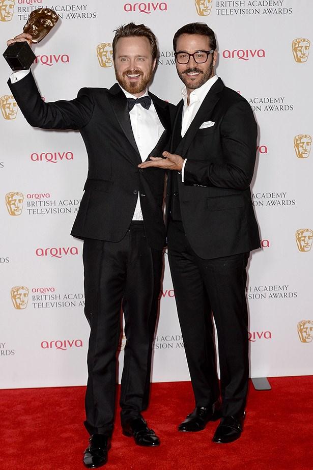 Men of the BAFTA Awards