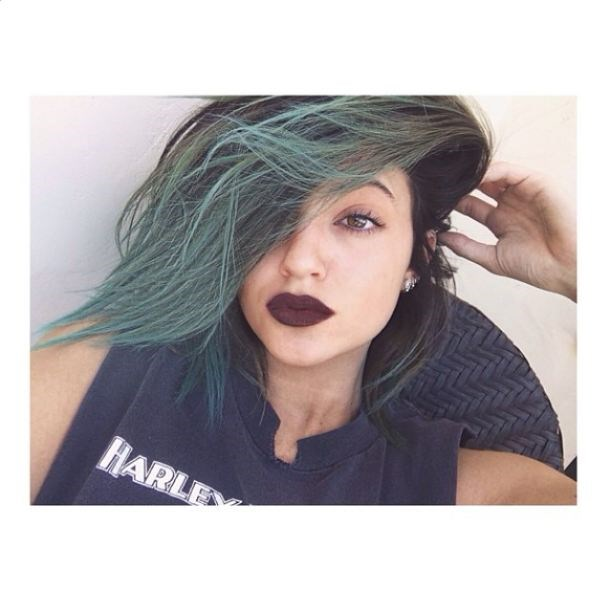 """Hailed as the """"cool Kardashian"""", Kylie Jenner is nothing like her older siblings; she dresses like a walking tumblr, rocks a grungy, bad girl vibe and as far as we can tell, has never posted a selfie of her butt. It's hard to believe she's even related to Kim."""