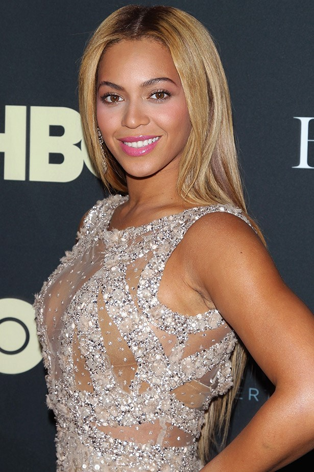 """<strong>Beyoncé''s high-shine eyes</strong> <br><br> One of Beyoncé''s makeup artists, Sir John, recently confessed his love of a glossy eye. He told <em>ELLE.com</em> that a tiny amount of a high-shine cream, like Elizabeth Arden 8 Hour Cream  dabbed over a waterproof eyeshadow does wonders. """"You're not trying to coat it like you would your lips, """" he said. """"You just want to give lustre to the eye so it reflects light. With the waterproof shadows underneath, you don't have to worry about smudging or moving underneath."""""""
